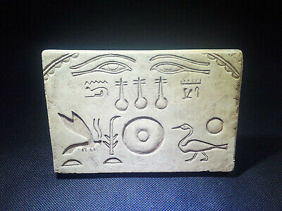EGYPTIAN ANTIQUE ANTIQUITIES Stela Stele Stelae 1549-1341 BC