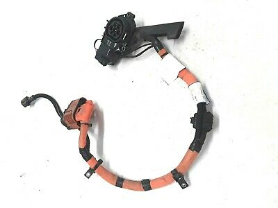 2014 Renault Zoe Battery Charging Port Cable Wire 296950307R