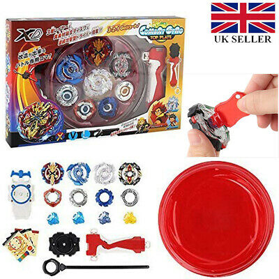 Bayblade Beyblade Burst 4D Set With Launcher Arena Metal Fight Battle Kid Gifts