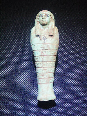 EGYPTIAN ANTIQUE ANTIQUITY Ushabti Shawabti Shabti Shabty 1570-1101 BC