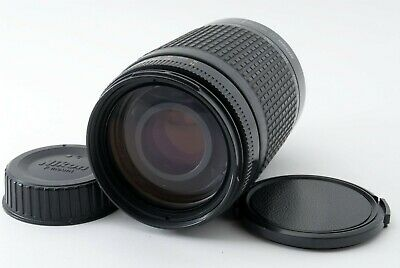 """EXC+++++"" Nikon AF Nikkor 70-300mm f/4-5.6 G Zoom Lens From Jpan #1373"