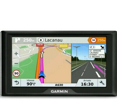 GPS Garmin + Support et Chargeur Allume-cigares
