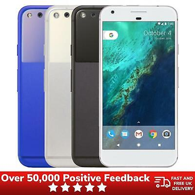 Google Pixel Unlocked 128GB 32GB Android Smartphone in All Colours