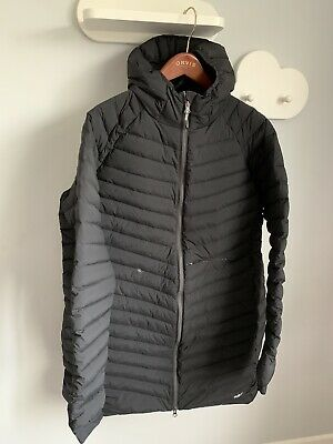 BN WOMENS LACOSTE 2 IN 1 TAFFETA QUILTED HOODED JACKET SIZE 38//10