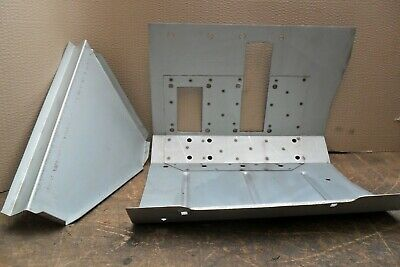 Land rover series 3 left hand drive footwell,