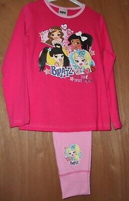 bratz kids cotton pj age 5-6 new with tags