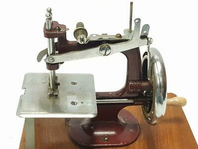 antigua maquina de coser portatil tipo SINGER Antique Sewing Machine portable
