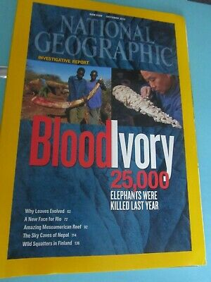 National Geographic Mag - October 2012
