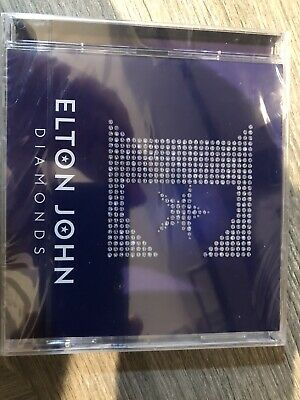 Elton John Diamonds Double 2 CD (34 Songs- single CD only has 17)