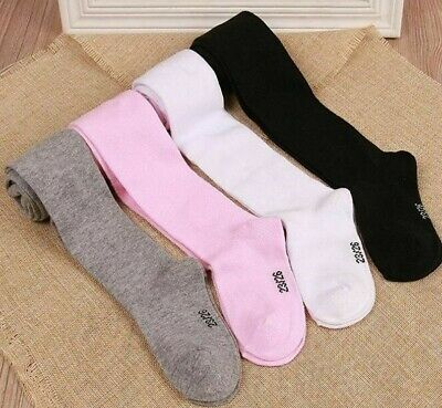 Children Spring Autumn Winter Tights Cotton Baby Girl Knit Pantyhose Kid Infant