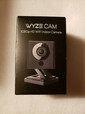 Wyze Cam 1080P V2 Camera Smart Home Hd Wireless Indoor Night Vision2 Outdoor Pan