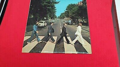 The Beatles Abbey Road 1St Pressing