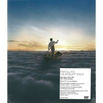 Pink Floyd - The Endless River - Unopened - Special edition CD / DVD.