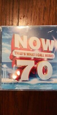 NOW That's What I Call Music! Vol. 70 (5/3/19) Factory Sealed 21 track CD - NEW