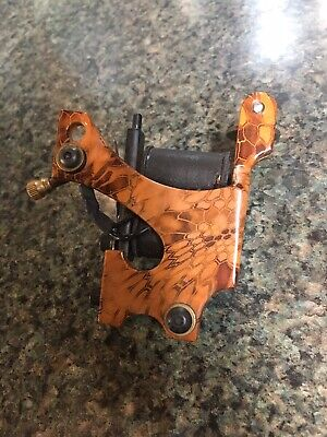 Union Machine Coil Tattoo Machine Custom Color Packer Shader See Description