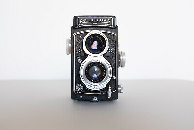 Rolleicord (Rolleiflex Tlr Style Twin Lens Film Camera)