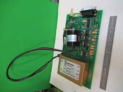SPELLMAN HIGH VOLTAGE POWER SUPPLY for HAMAMATSU PHOTOMULTIPLIER PIC &79-A-21