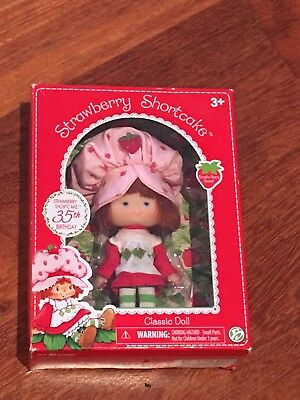 Strawberry Shortcake Vintage Reissue Classic New In Box (factory-sealed)
