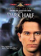 The Dark Half (DVD, 1999) stephen king