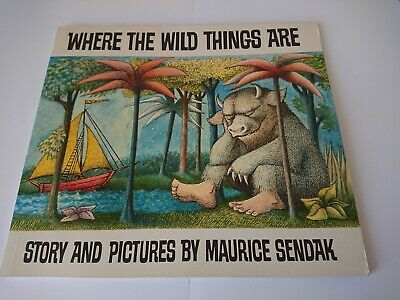 Where the Wild Things Are Book by Maurice Sendak (Paperback, 2000)