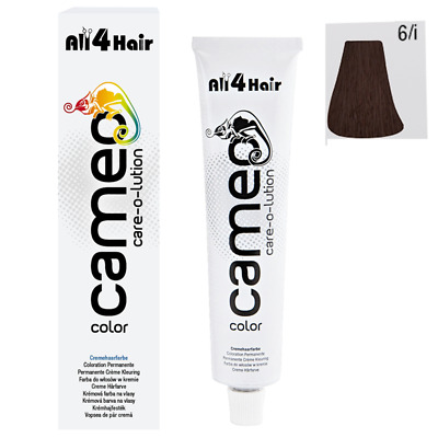 Cameo Color - Haarfarbe 6/i dunkelblond intensiv