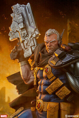 Sideshow Cable Marvel X-Men Premium Format Figure Statue New In Stock