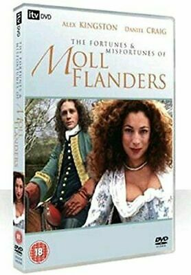 THE FORTUNES AND MISFORTUNES OF MOLL FLANDERS (James Bowers, Alex Kingston)  DVD