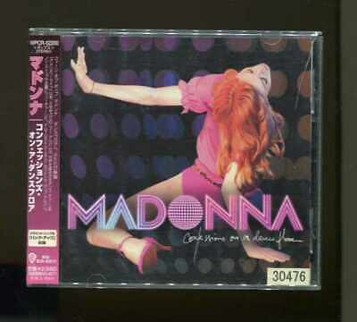 Confessions On A Dance Floor [CD] Madonna [with OBI]