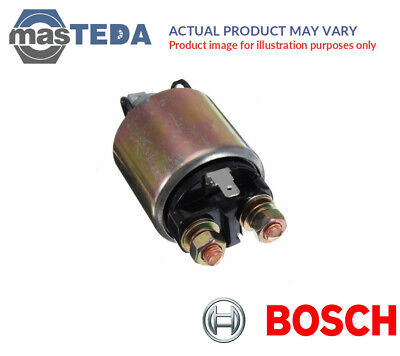 Bosch Starter Solenoid Switch 0 331 402 010 I New Oe Replacement