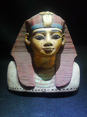 EGYPTIAN ANTIQUES ANTIQUITIES King Thutmose III Sculpture Figure 1549-1105 BC