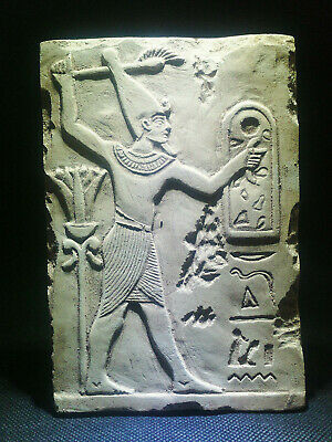 EGYPTIAN ANTIQUES ANTIQUITIES Stela Stele Stelae 1549-1345 BC