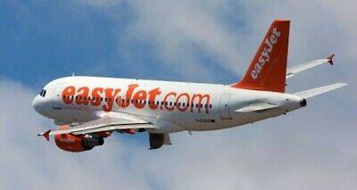 EasyJet Voucher (Use for flights, allocated seating or luggage) - Easy Jet