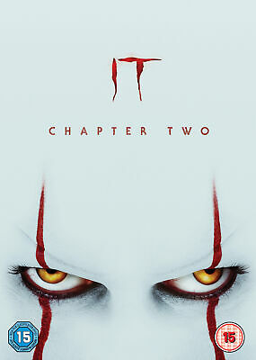 IT Chapter Two 2 (DVD) James McAvoy,Jessica Chastain,Bill Hader