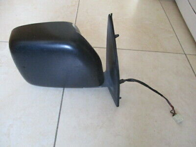 Right Driver Side Wide Angle Wing Mirror Glass for Toyota Hiace 2005-2012 Heated