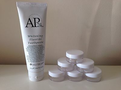 Nu Skin Ap24 Teeth Whitening Toothpaste 10Ml Sample