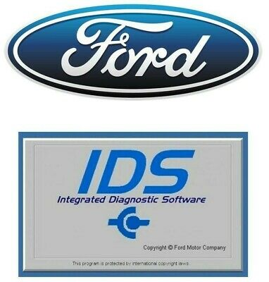 LATEST 2019✔Ford IDS 113.03✔ Diagnostic software✔ Includes C91 calibration files