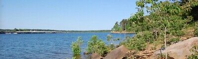 NO RESERVE 3 Waterfront Land Lots for Sale 0.89 Acres Residential Acreage Ozarks