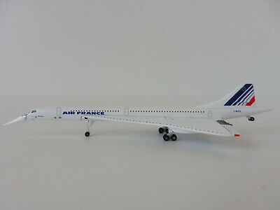 Herpa Wings 1:500  Concorde  Air France  F-BVFC  532839  Modellairport500