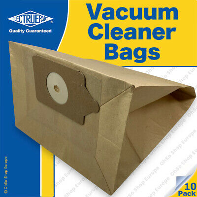 10x Dust Bags Type NVM-2B Vacuum Cleaner NUMATIC - EDWARD NVD402, GEORGE GVE370