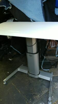 """STEELCASE Height Adjustable Sit Stand Office Desk 30"""" x 60"""""""