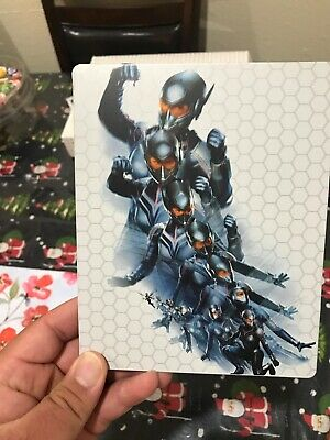antman and the wasp 4k steelbook no digital copy