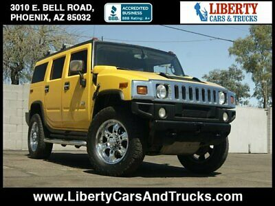 2005 Other Makes All Models Adventure Series 2005 HUMMER H2 Adventure Series Automatic 4-Door SUV
