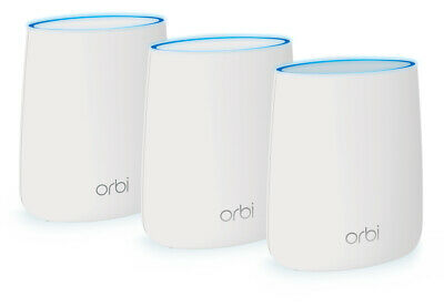 Netgear - RBK23 - Orbi Whole Home AC2200 Tri-band WiFi System