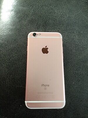 Apple iPhone 6s - 16GB - Rose Gold (Unlocked) A1688 (CDMA + GSM) Mint Condition