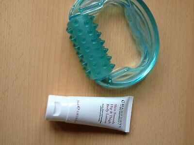 Cellulite Roller Dry Or In Shower Tube Champneys Hip & Thigh Skin Smooth Lotion