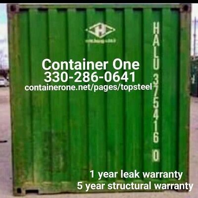 20ft And 40ft Steel Conex / Storage / Shipping Containers in Columbus OH
