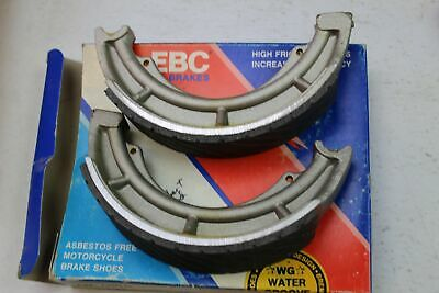 EBC - 634G - Grooved Brake Shoes