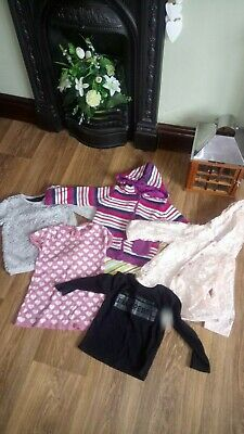 Lovely clean bundle of toddler girls clothes (2-3 years) Job Lot!