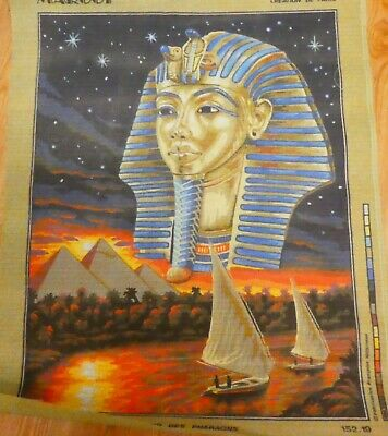 PYRAMIDS AND KING TUT (EGYPT) ~ NEW Tapestry - MARGOT, FRANCE (20% OFF RRP)