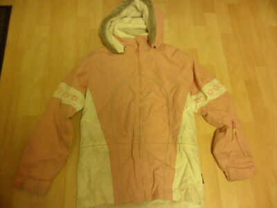 """Girls dare 2 be Pink/ Cream Coat Chest 32"""" for Height 157cm"""